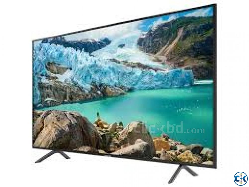 Samsung 55 Inch Flat Smart 4K UHD TV -55RU7100 - Model 2019 | ClickBD large image 3