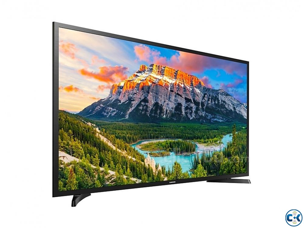 Brand New SAMSUNG Full HD SMART LED 40N5300 TV | ClickBD large image 0