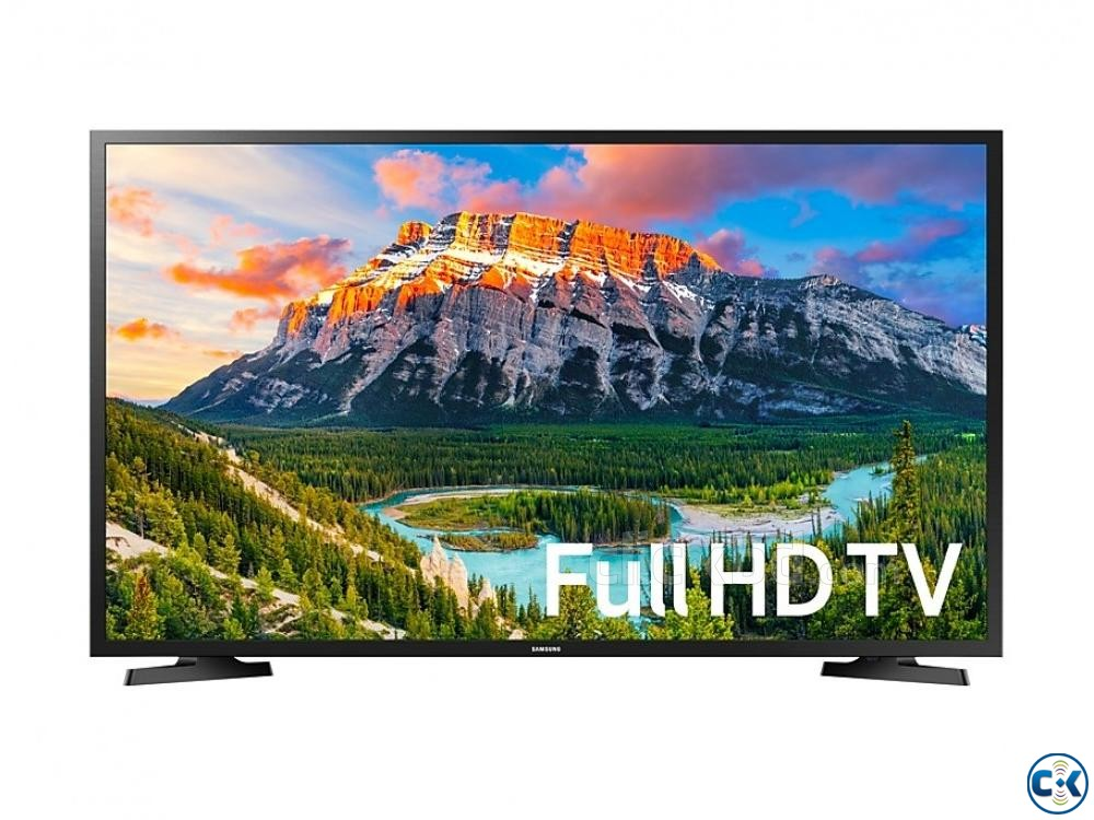 Brand New SAMSUNG Full HD SMART LED 40N5300 TV | ClickBD large image 1