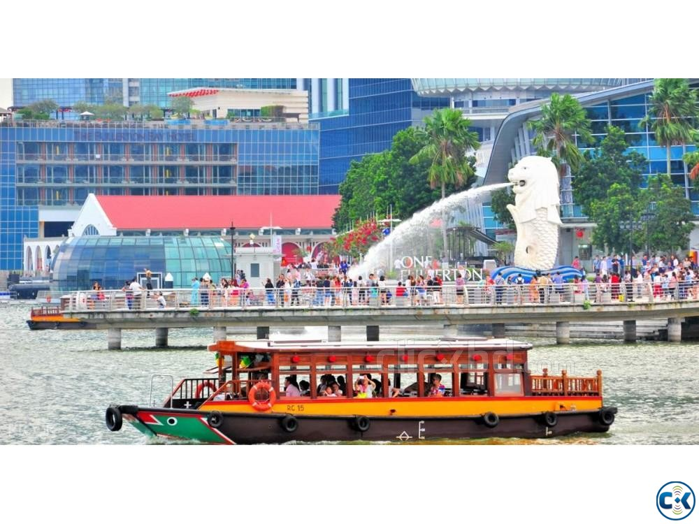 Singapore Tour Package | ClickBD large image 2