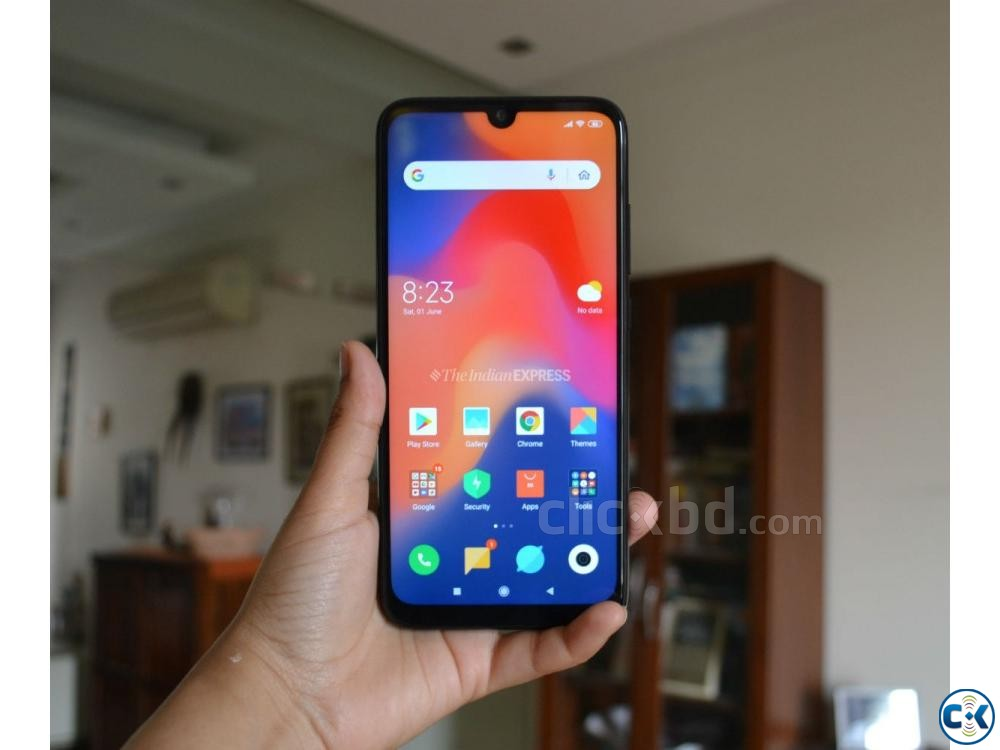 Xiaomi redmi note 7s 4 64 New | ClickBD large image 1