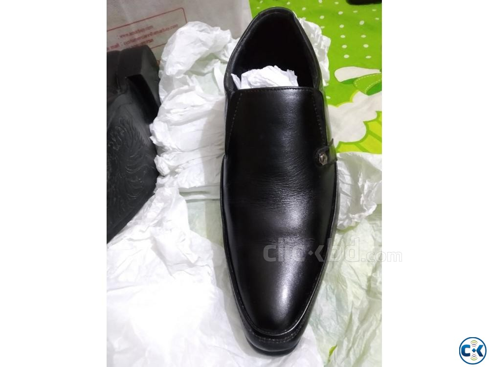 Bay Formal Shoe 42 Size | ClickBD large image 0