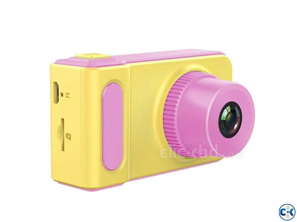 Kids Camera Mini Digital Camera 2 inch Display Rechargeable | ClickBD large image 0