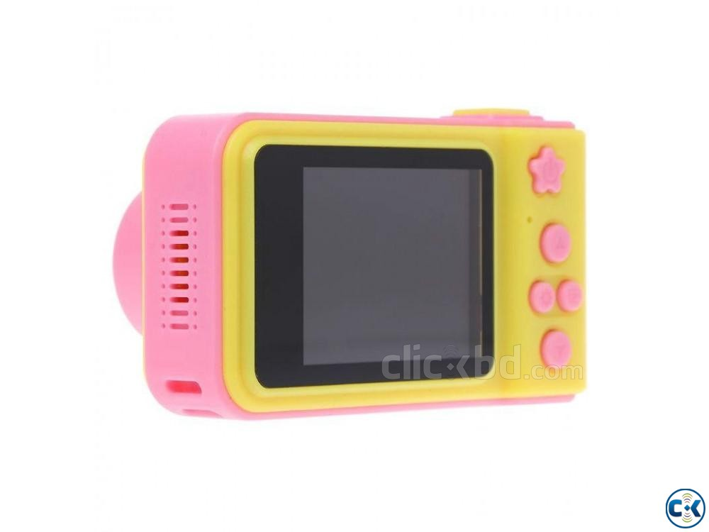 Kids Camera Mini Digital Camera 2 inch Display Rechargeable | ClickBD large image 1