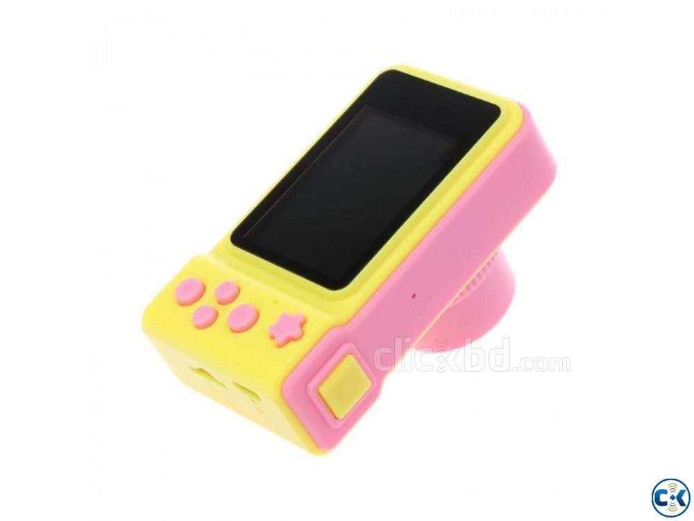 Kids Camera Mini Digital Camera 2 inch Display Rechargeable | ClickBD large image 4