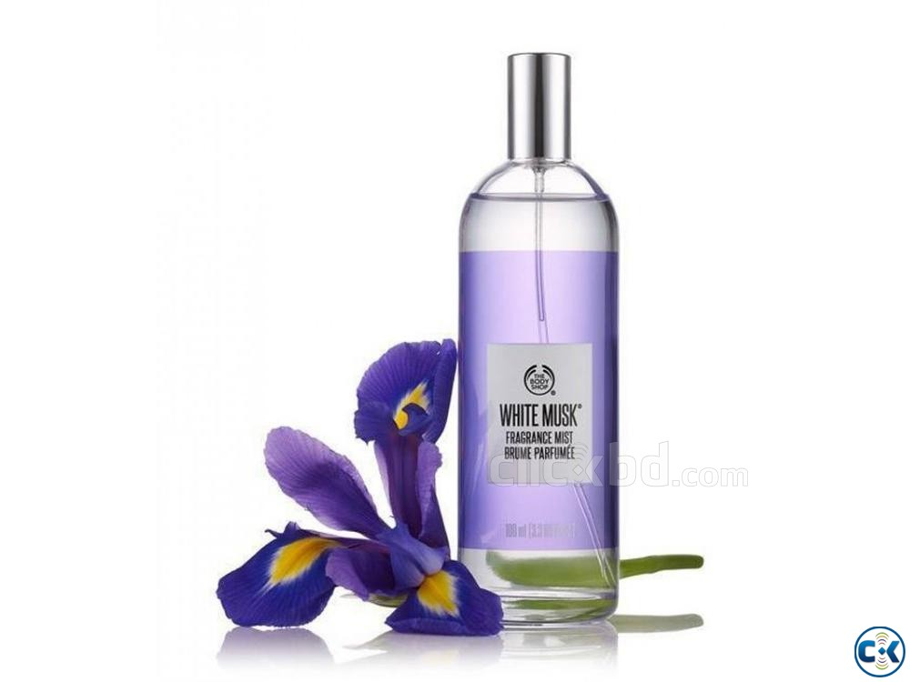 THE BODY SHOP White Musk Fragrance Mist | ClickBD large image 1