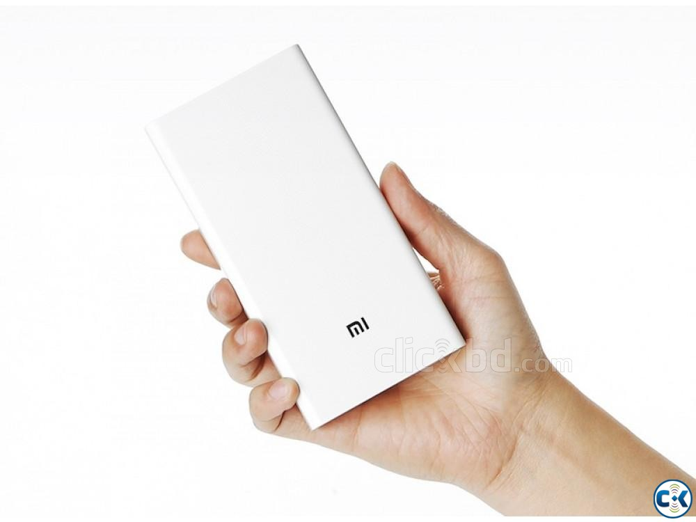 Mi 20000mAh Power Bank 2c Quick Charge 3.0 | ClickBD large image 0