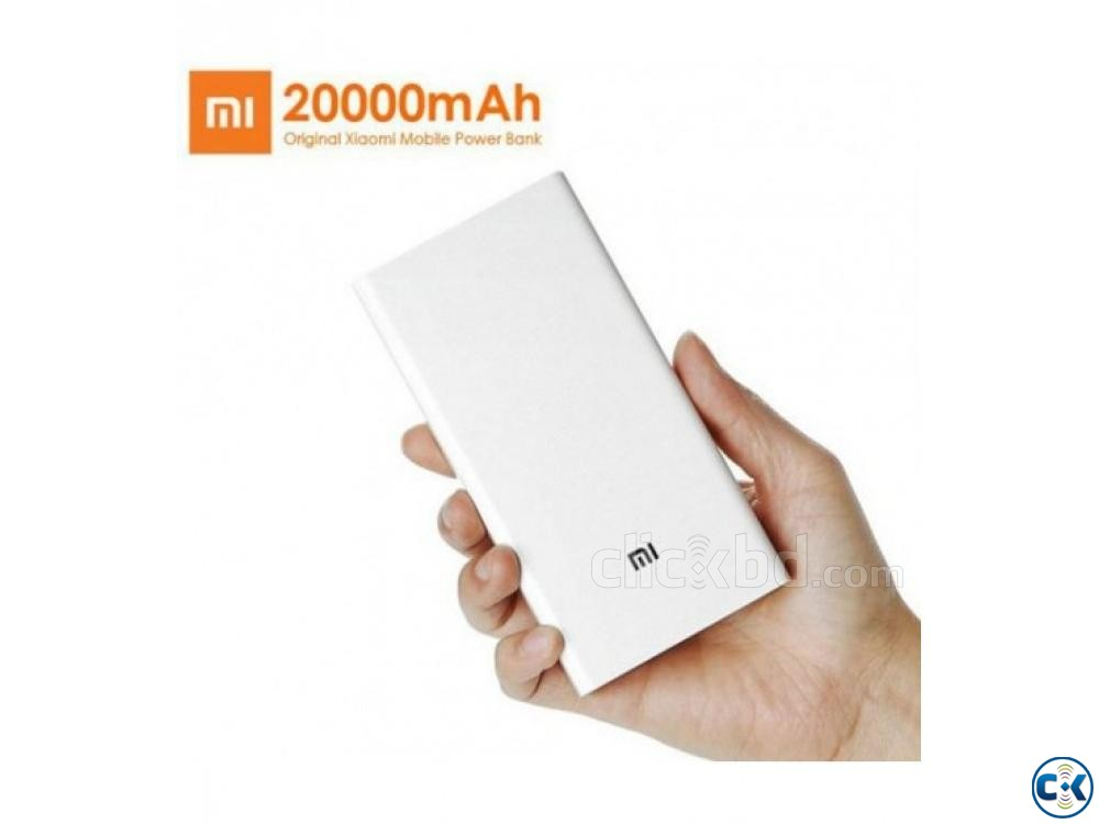 Mi 20000mAh Power Bank 2c Quick Charge 3.0 | ClickBD large image 3