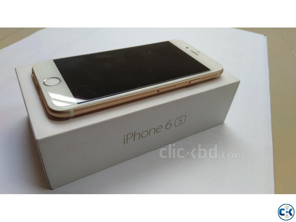 New condition Apple iPhone 6S 16GB BOX | ClickBD large image 0