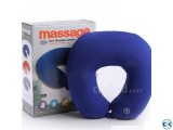 Neck Massager Pillow Vibrating Massage Cushion
