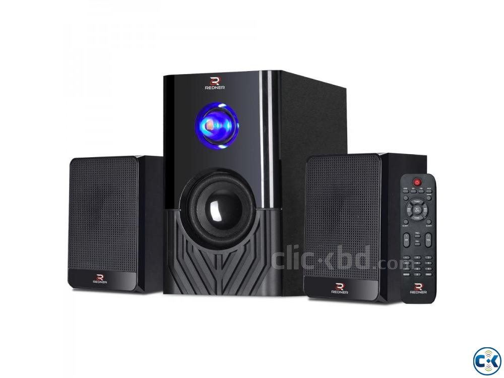 REDNER RE30 2.1 Multimedia Speaker 001 BCL | ClickBD large image 0