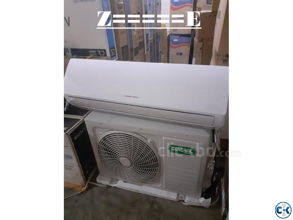 General FJ18GW 1.5 Ton Air Conditioner AC in Bd | ClickBD large image 0