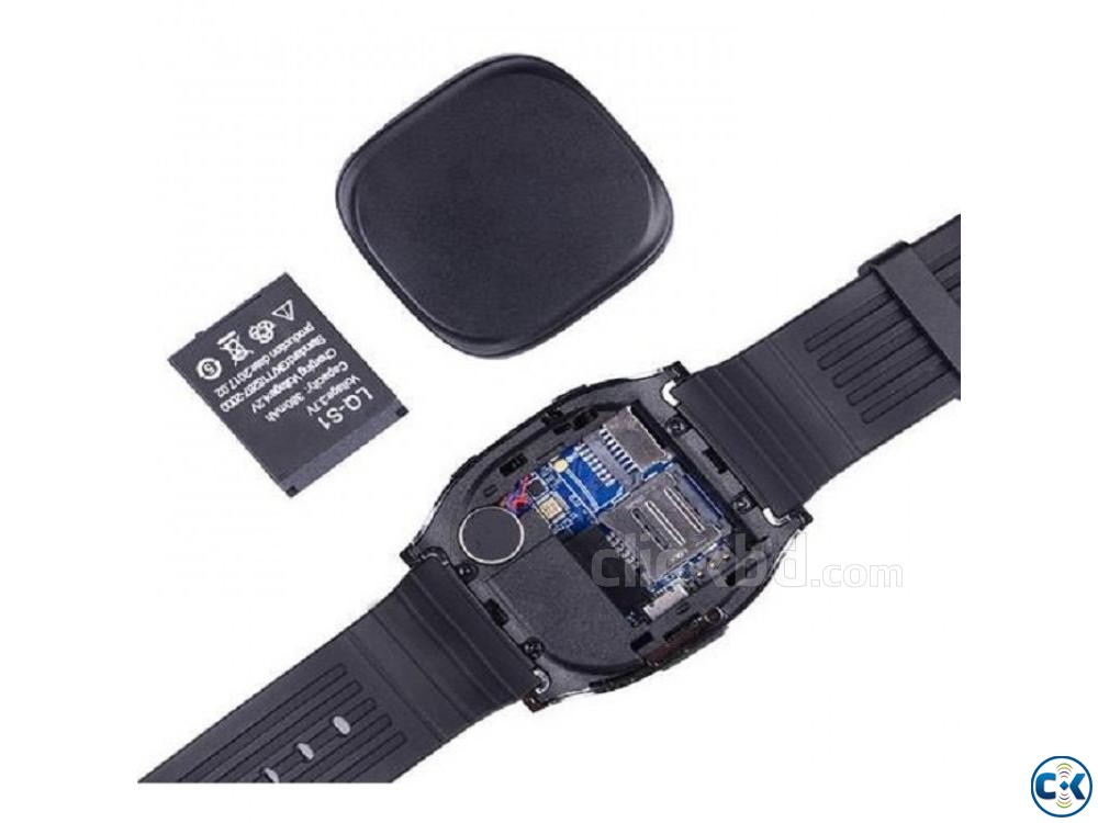 T8 Smartwatch Sim Supported Bluetooth Camera | ClickBD large image 2