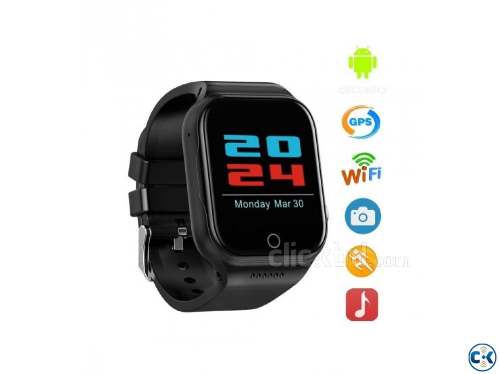 X89 Android Smartwatch Android WIFI 3G | ClickBD large image 0