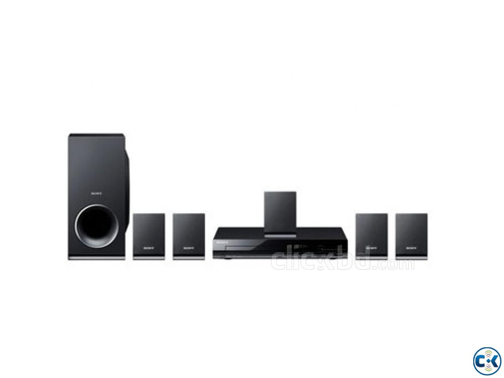 Sony TZ140 DVD Home theater sound System | ClickBD large image 1
