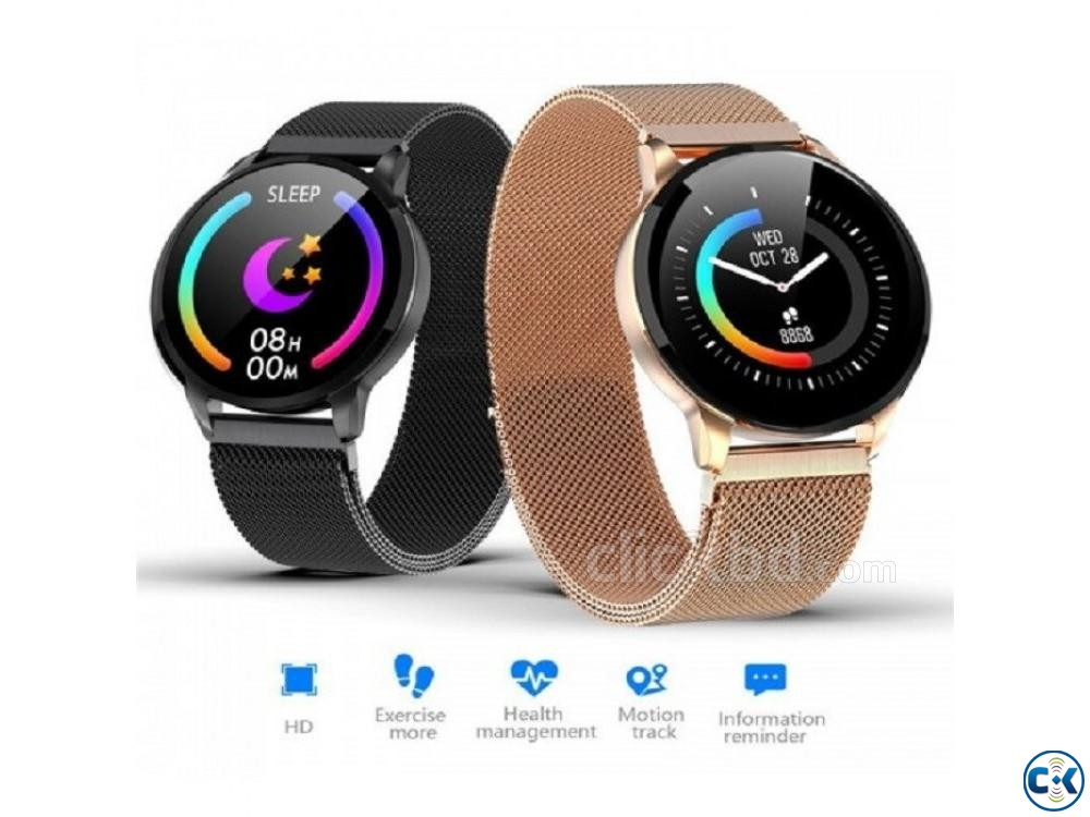 Y16 Smartwatch 1.3 Inch Color Touch Screen Waterproof | ClickBD large image 0