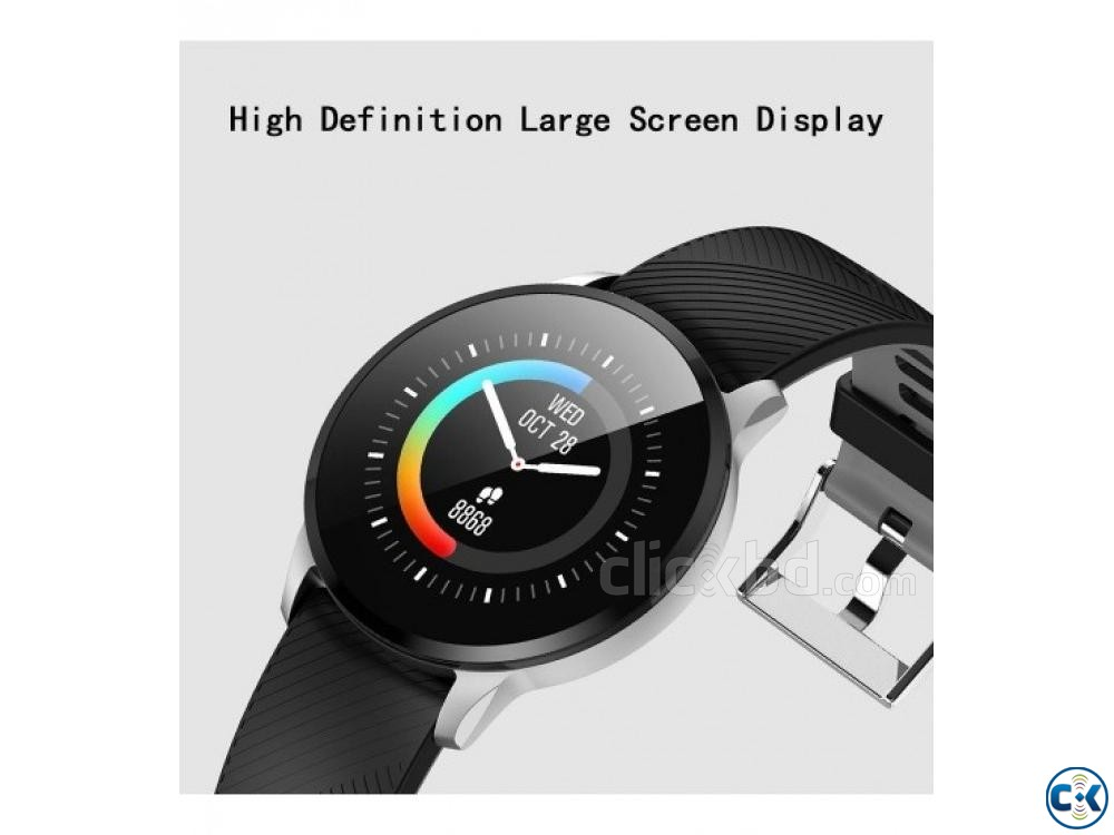 Y16 Smartwatch 1.3 Inch Color Touch Screen Waterproof | ClickBD large image 1