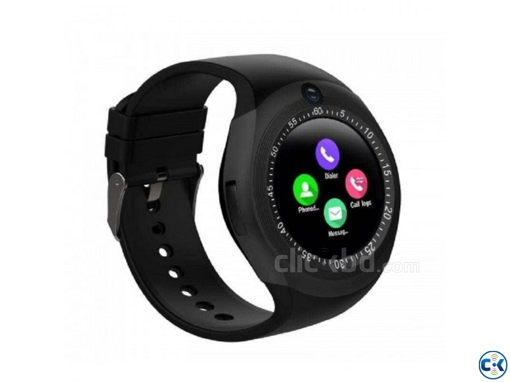 Y1S Smartwatch Sim And Bluetooth Call mobile Watch | ClickBD large image 0
