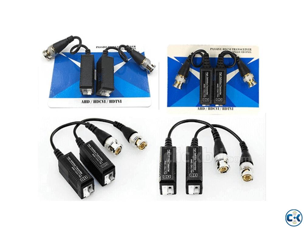 Video balun CVI TVIAHD CVBS | ClickBD large image 0