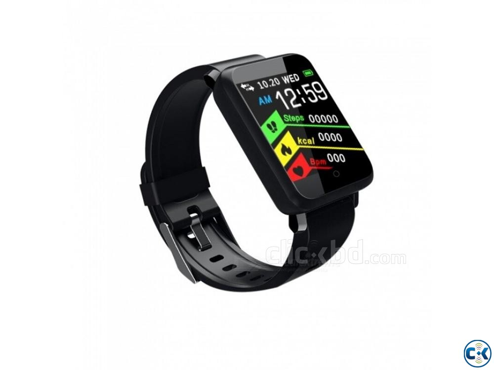 F1 Smartwatch 1.44 Color Touch Screen IP67 Waterproof | ClickBD large image 0