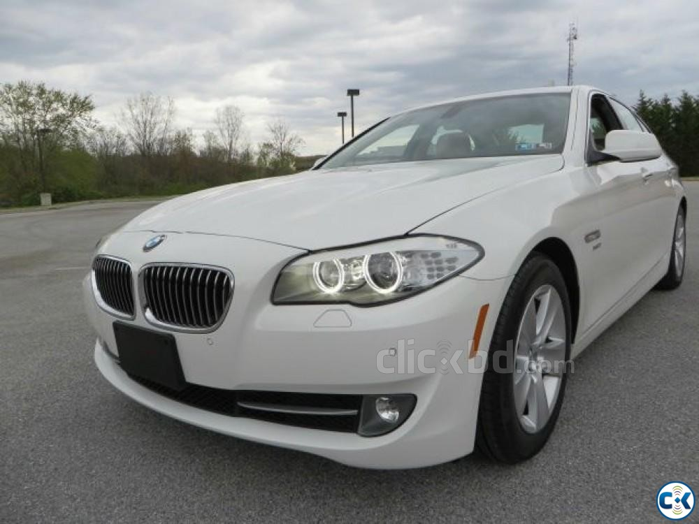 Fairly Used 2012 BMW 5 Series 535i Available | ClickBD large image 0