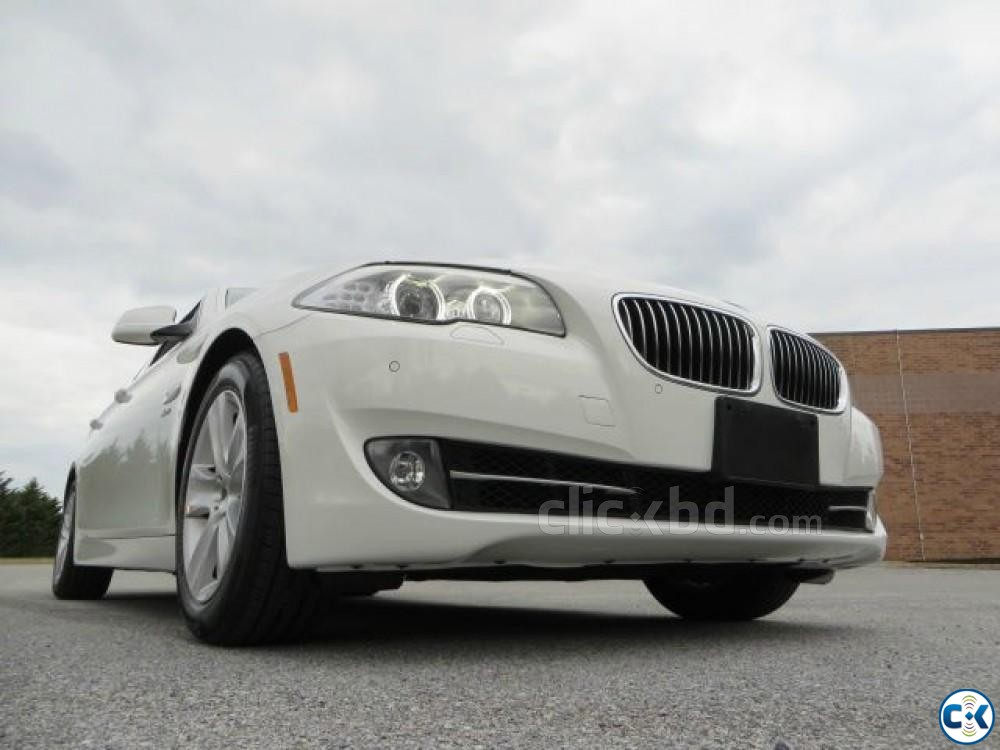 Fairly Used 2012 BMW 5 Series 535i Available | ClickBD large image 1