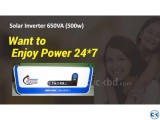 SOLAR INVERTER 500watts ONLY UNIT