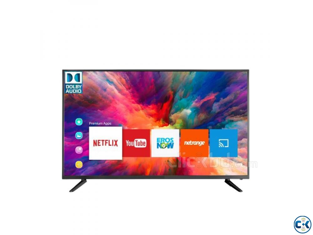 32 Inch Full HD Android Smart LED Television | ClickBD large image 1