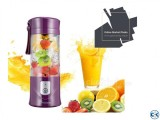 Portable Rechargeable Battery Juice Blender