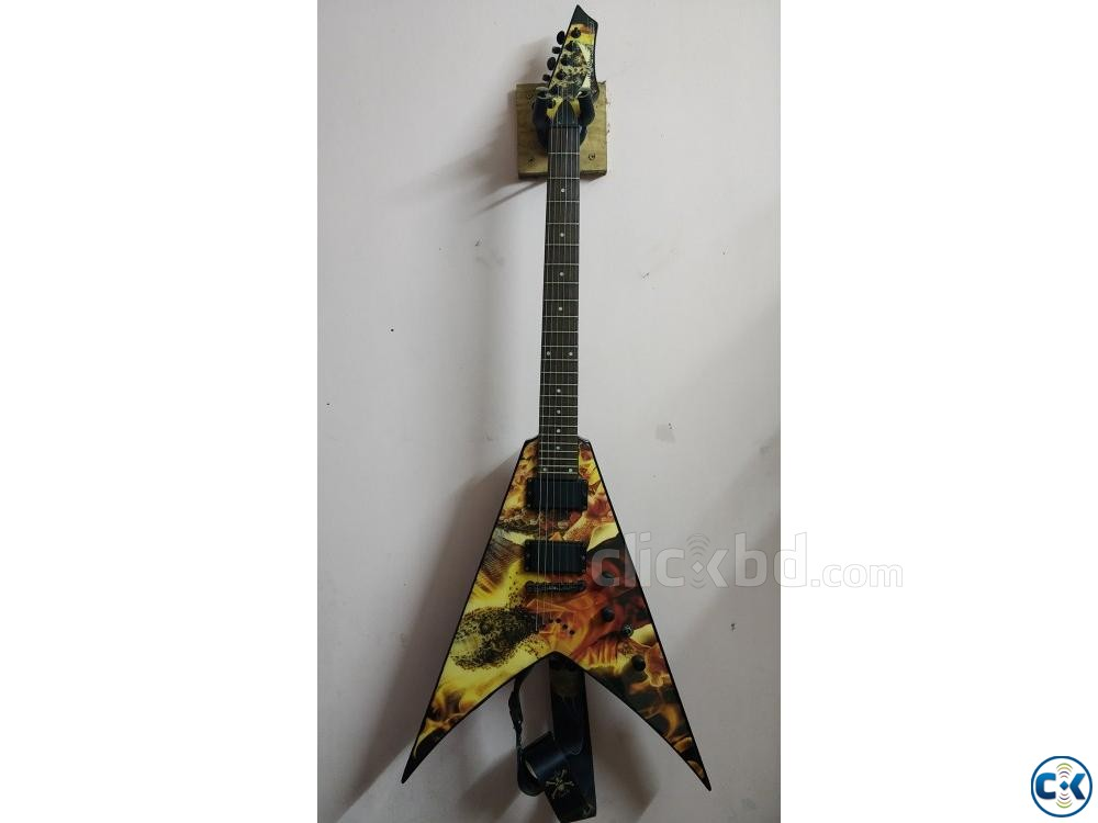 Dean Dave Mustain Signature VMNT Endgame | ClickBD large image 0