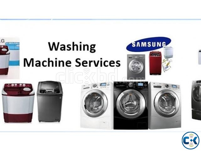 Washing Machine Service and Repair In Dhaka with guarantee | ClickBD large image 0