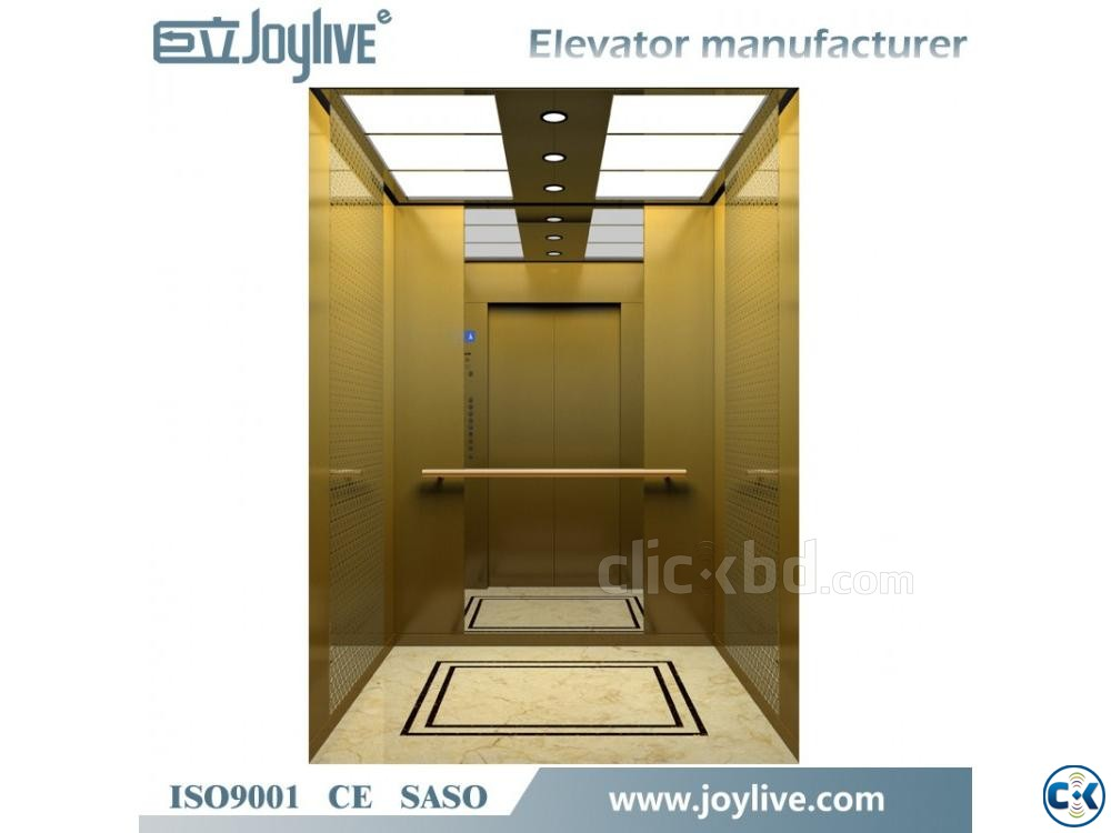 Joylive USA Brand New 1000KG 13 Person Passenger Lift | ClickBD large image 0