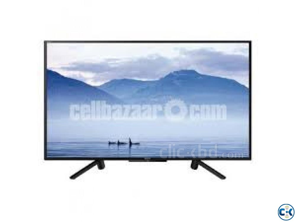 Sony Bravia 43W660F 43 Inch FULL HD Smart TV | ClickBD large image 0