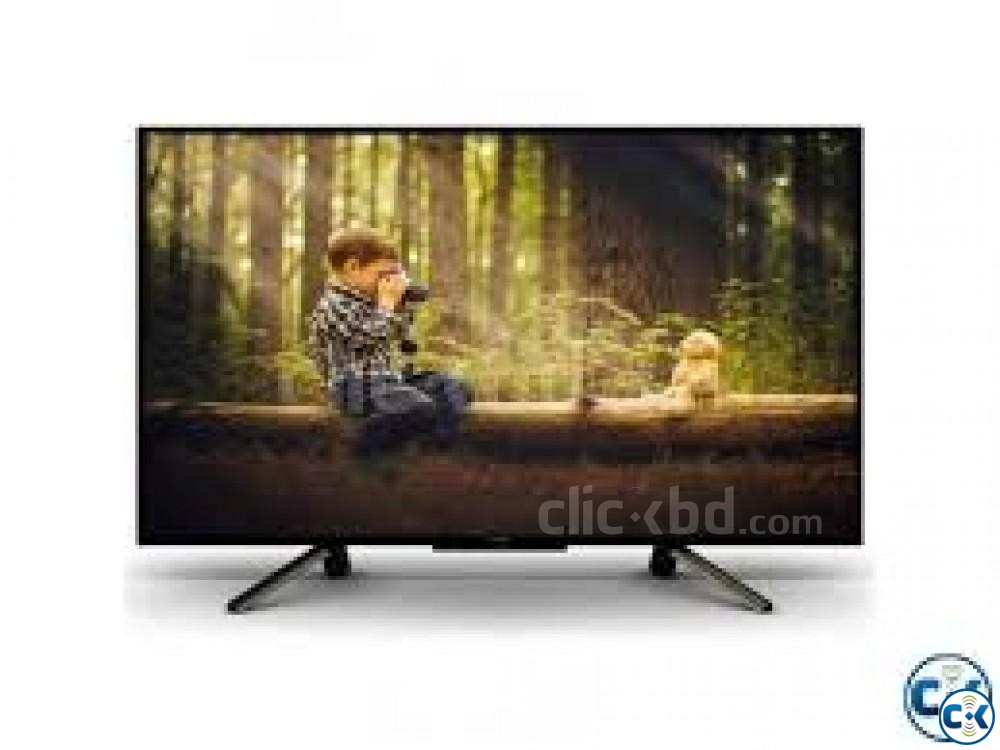 Sony Bravia 43W660F 43 Inch FULL HD Smart TV | ClickBD large image 2