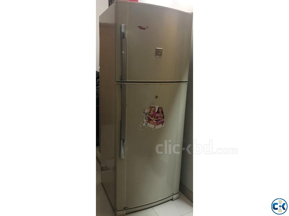 Used Sharp refrigerator on sale | ClickBD large image 1
