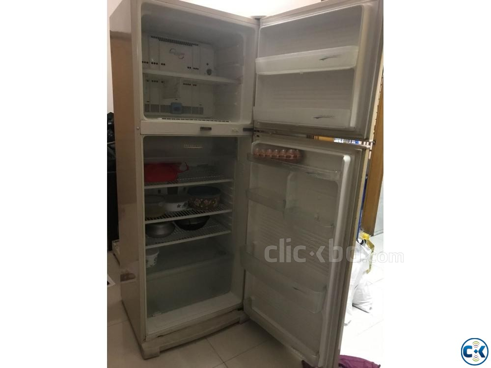 Used Sharp refrigerator on sale | ClickBD large image 2