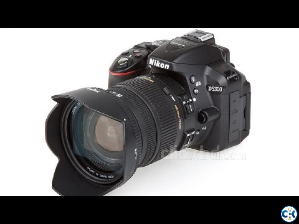 Nikon D5200 Low Price from USA | ClickBD large image 0