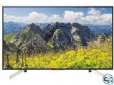 SONY 43 X7000F 4K INTERNET TV