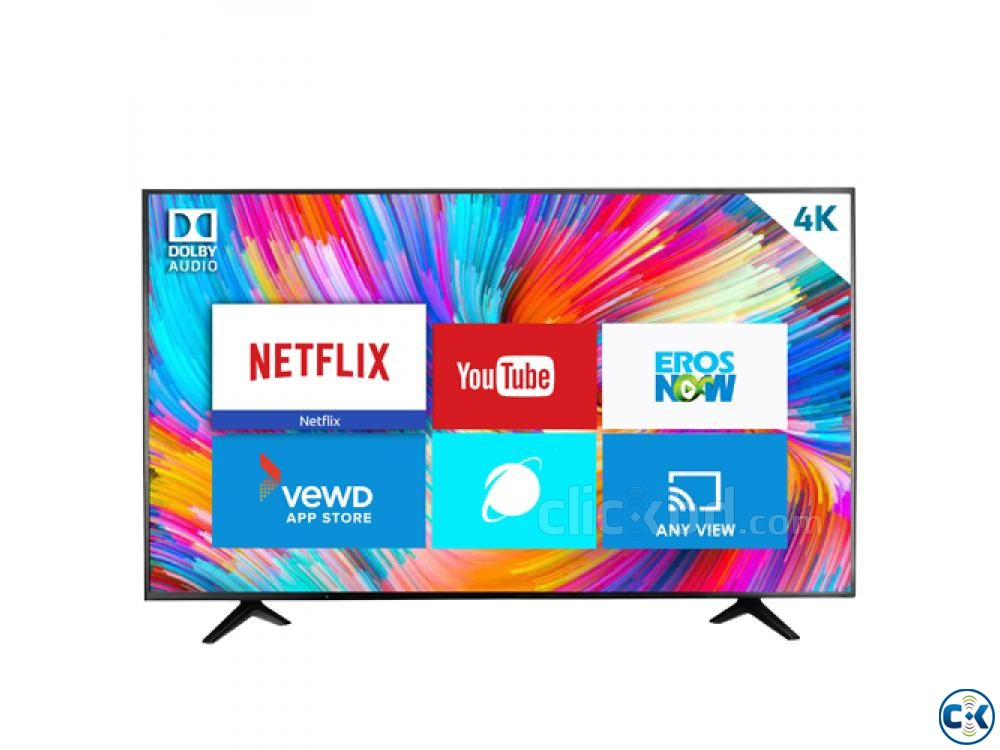 Smart Android led tv | ClickBD large image 0