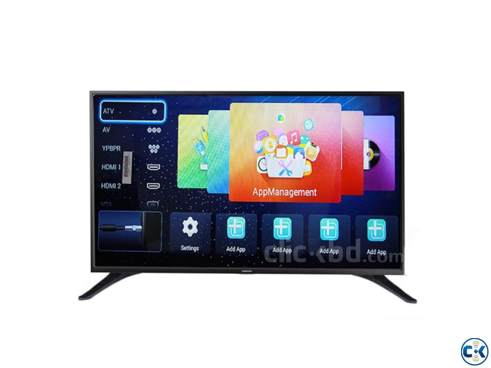 Smart Android led tv | ClickBD large image 1