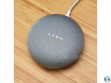 Google Home Mini Gray Black Color