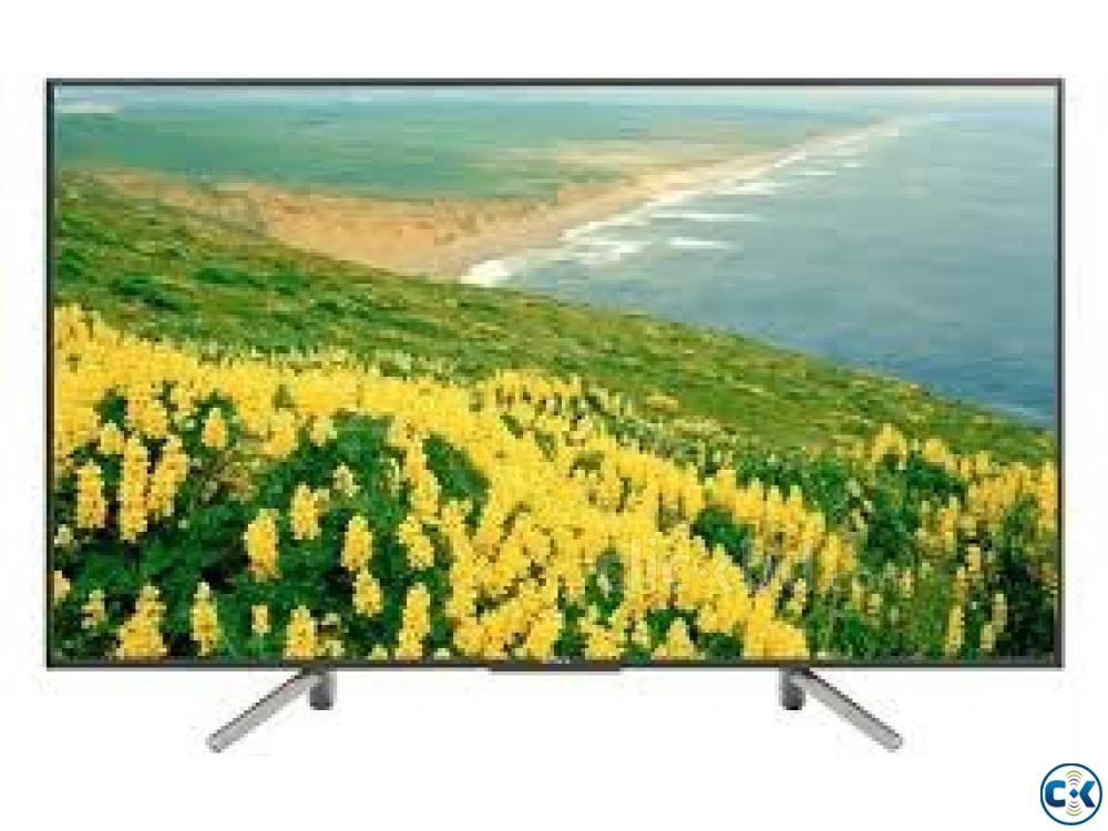 Sony Bravia KDL-43W800F 43 Full HD LED Smart Television | ClickBD large image 1