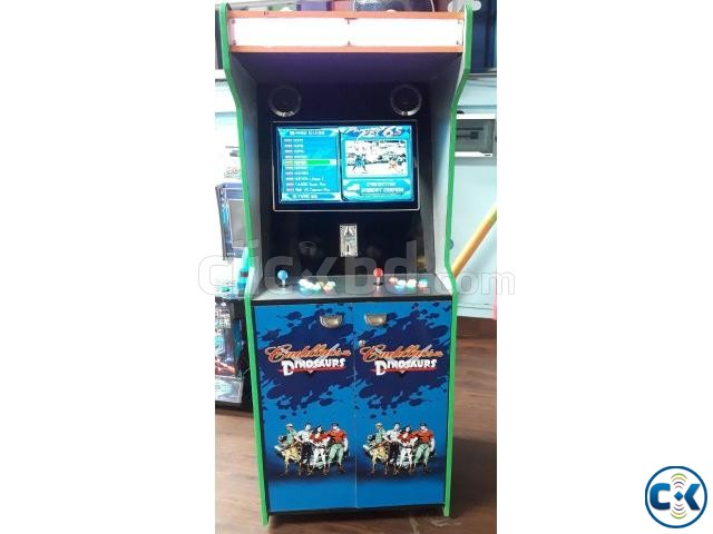 Classical Arcade Video Game | ClickBD large image 0