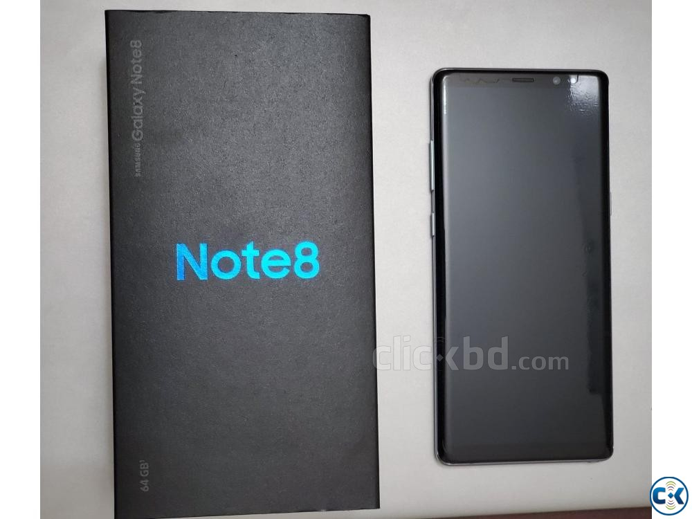 Samsung Note 8 64gb Orchid Gray US version | ClickBD large image 0