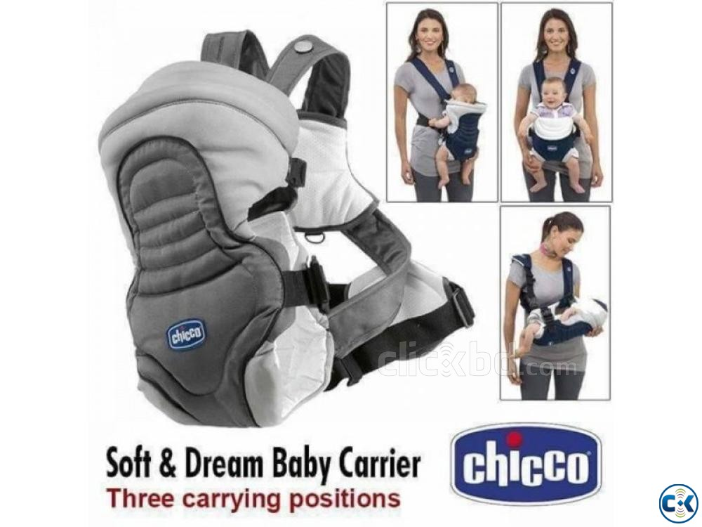 Soft and Dream Baby Carrier Bag | ClickBD large image 2