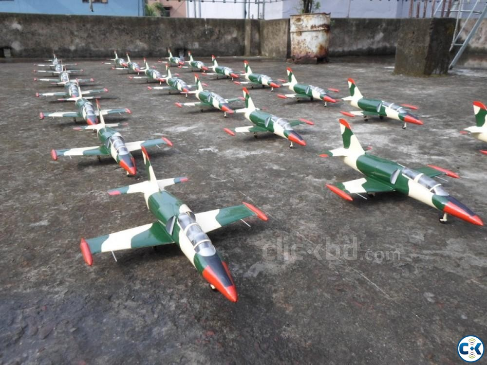 L39ZA Model Aircraft  | ClickBD large image 1
