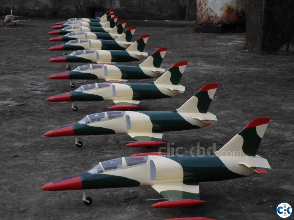 L39ZA Model Aircraft  | ClickBD large image 2