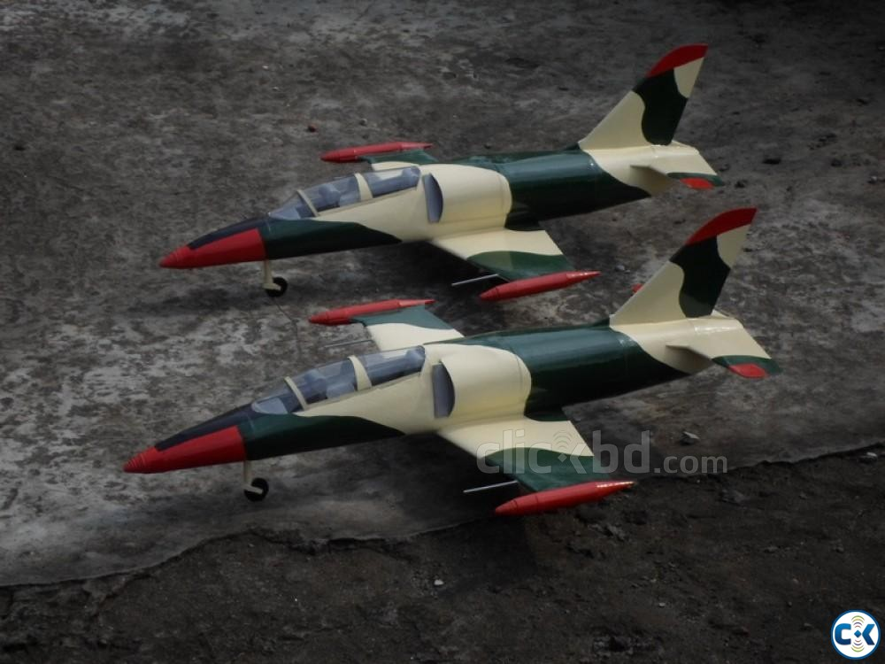 L39ZA Model Aircraft  | ClickBD large image 3