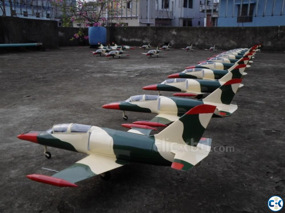 L39ZA Model Aircraft  | ClickBD large image 4