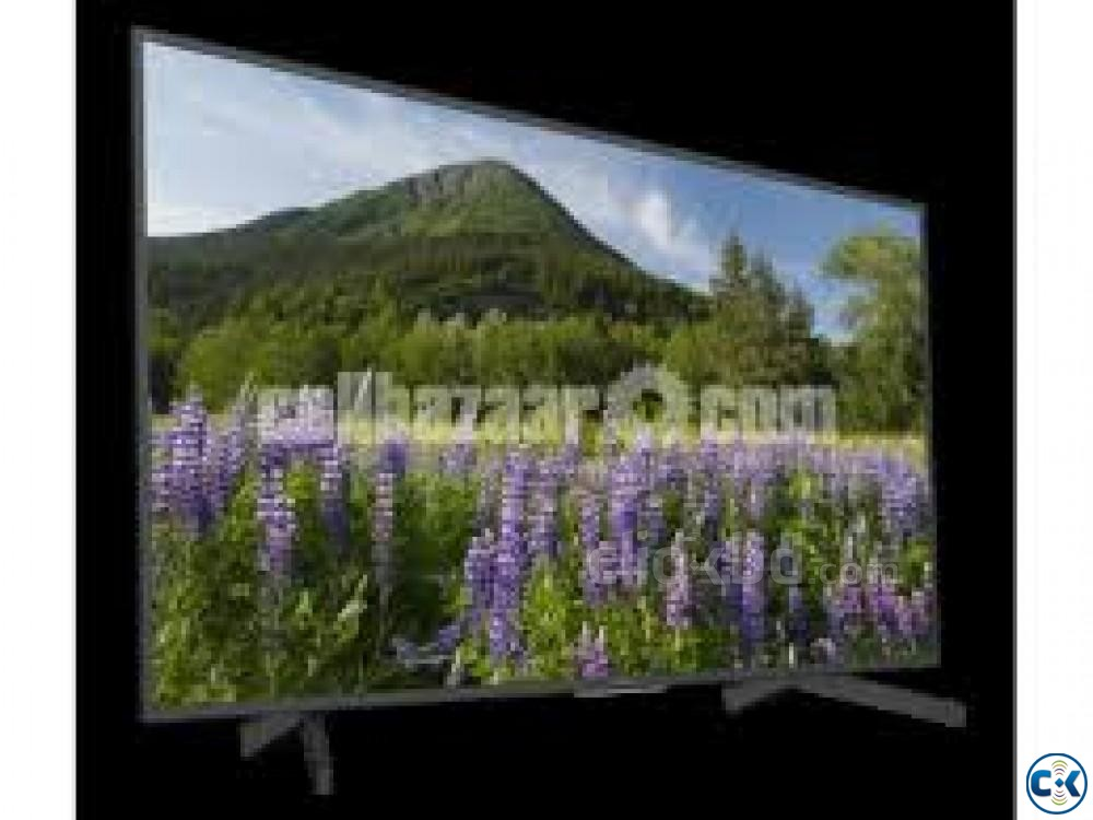 Sony X8500E 65 4K HDR 16GB Storage Android Smart TV | ClickBD large image 0